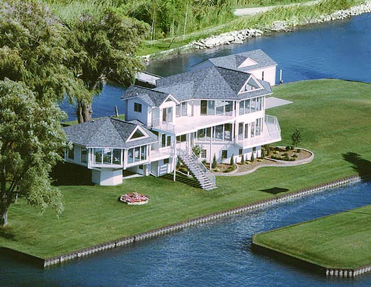 Lake House Cabin Lake House Luxury Home Designs