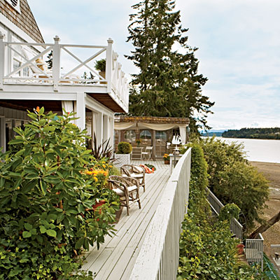 Beach Cottage Casual Simple Beach Cottage Style