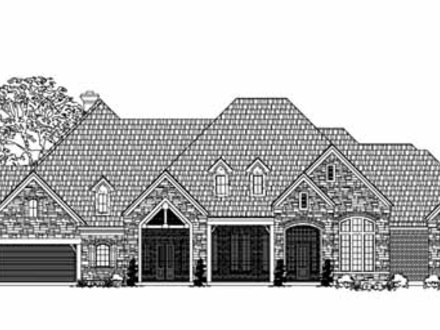 Country Style House Plans Luxury Style House Plan