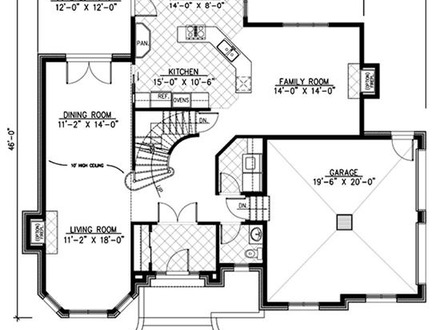Old world floor plans for Old world floor plans