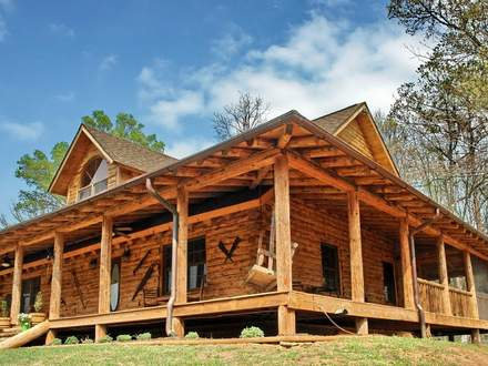 Rustic House Plans with Wrap around Porches Rustic Country House Plans