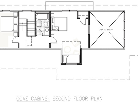 24 X 36 Cabin Plans 24 X 24 Cabin Floor Plans, hunting camp