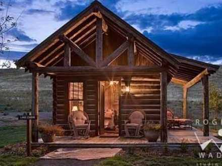 Best Small Log Cabin Plans Small Log Cabin Cottages