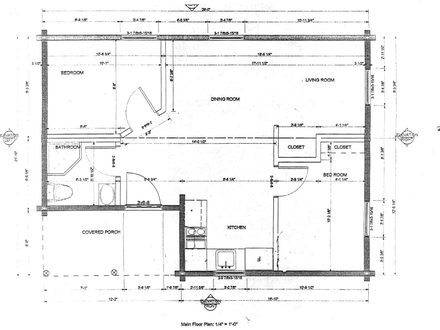 Inexpensive small cabin plans small cabin plans with loft for Camp building plans