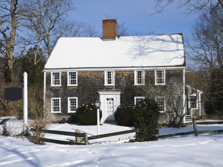 Cape Cod Style Architecture Arts and Crafts Style Architecture