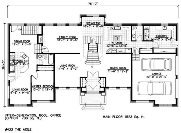 In Law Additions Floor Plans: In Law Suite Additions , In Law Suite, Contemporary House