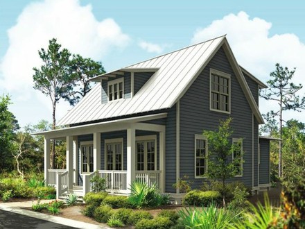 Modern Cottage Style Decorating Small Cottage Style House Plans