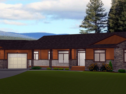L shaped ranch style house plans simple l shaped ranch for L shaped ranch style homes