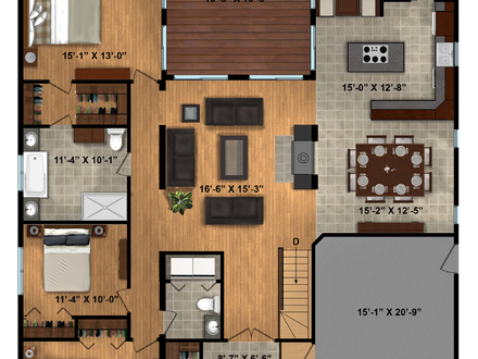 Timberlock Log Floor Plans Timber Block Homes Floor Plans