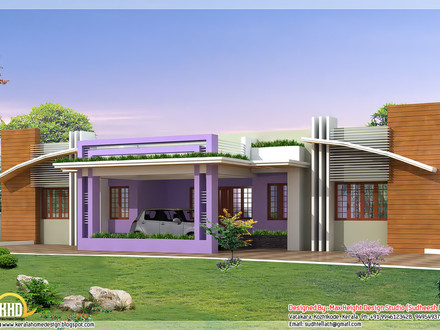 Indian Style Home Design Castle Style Home Design