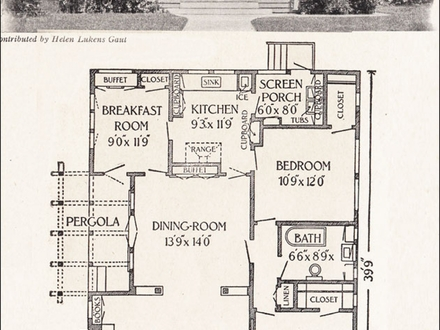 Bungalow house floor plans bungalow house plans with for 200 square feet house plans