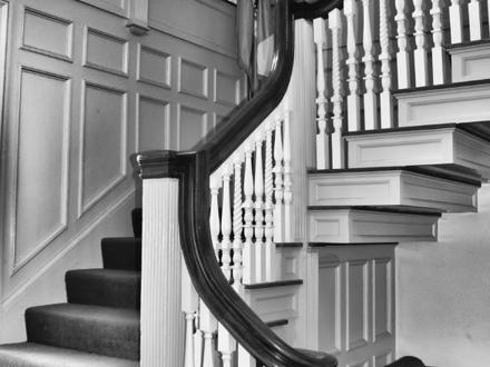 Colonial Iron Railing Westwood NJ Colonial Stairs