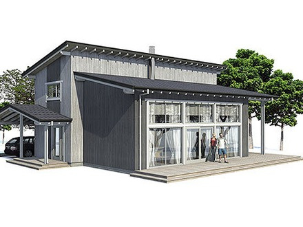 Simple low cost house plans low cost modern house design for Minimalist house low price