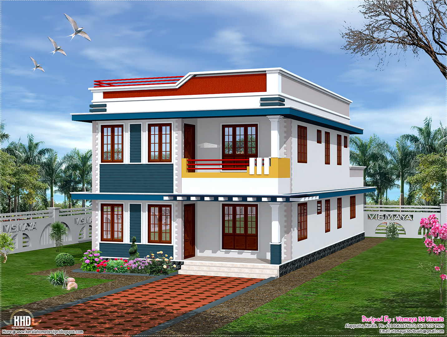 single floor house elevation front elevation indian house designs lrg 12021169678b482c - View House Design With Small Front  Pictures