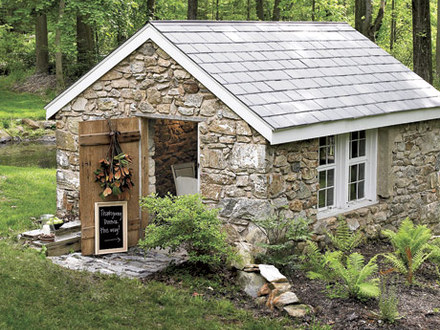 Small Stone Cabins Small Stone Cottage House Plans