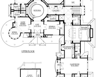 Brick one story house plans traditional brick home designs for Hampton style house plans