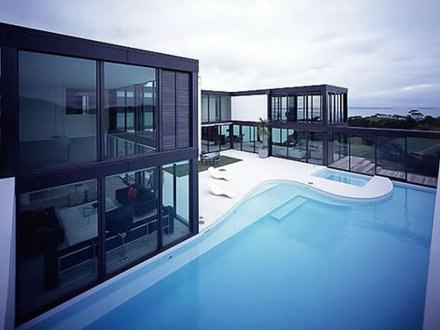 Modern Beach House Architecture Home Modern House Design