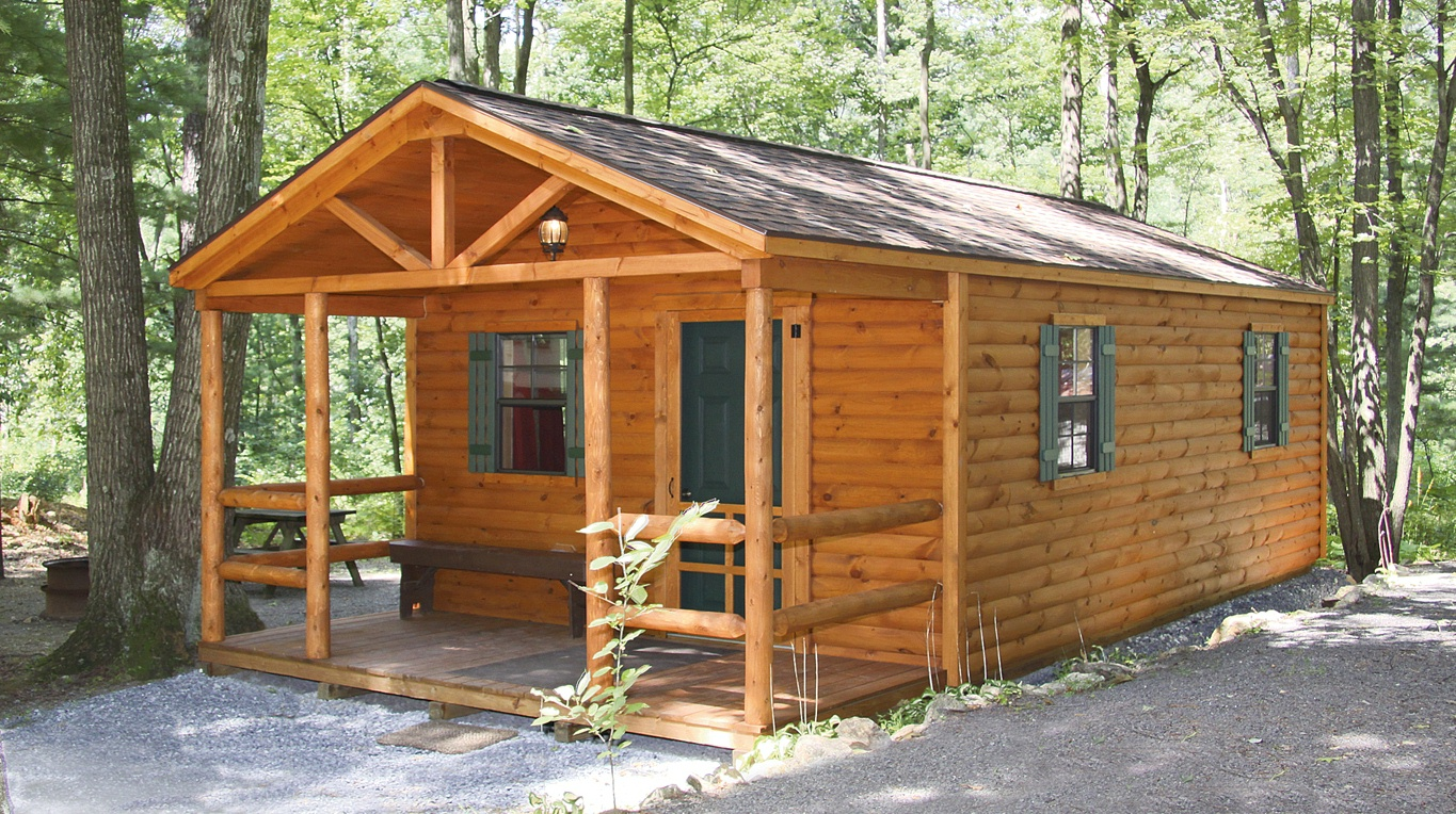 Prefab hunting cabins prefab hunting cabins zook one for One room log house