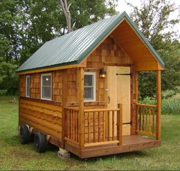 Small Portable Homes Cabins Portable Cabins On Wheels ...