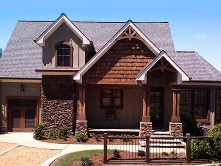 Tiny Romantic Cottage House Plan Cottage Style House Plans with Porches