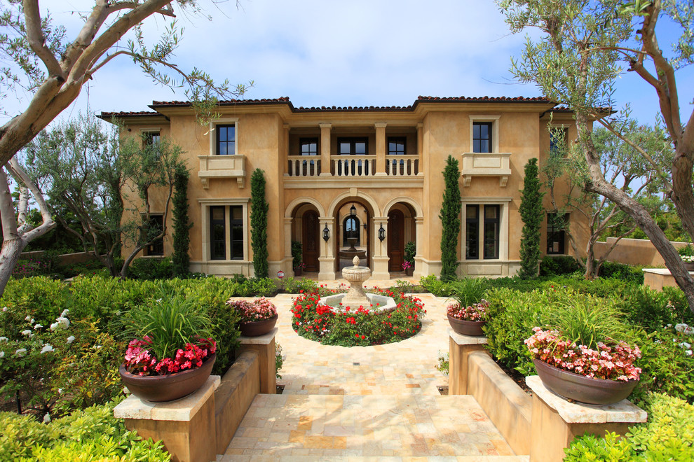 Exterior House Colors Hot Trends Mediterranean Style House Colors For Homes Italy Home Design