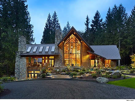 Mountain cottage house plans mountain house plans with for North carolina home plans