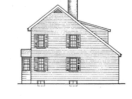 Saltbox style home plans traditional saltbox house plans for Modern saltbox house plans