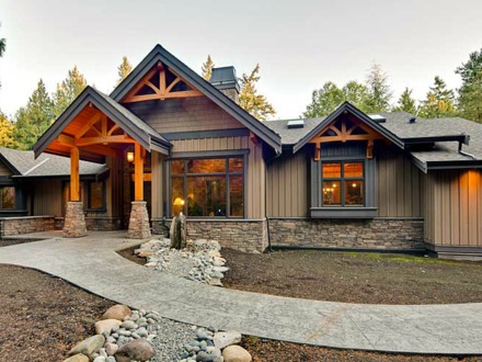Spanish Ranch Style Homes Modern Ranch Style Home
