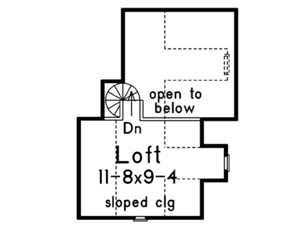 Vacation Home Floor Plans Small Vacation Home Plans