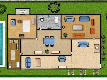 My Dream Bedroom My Dreamhouse Drawing My Dream House