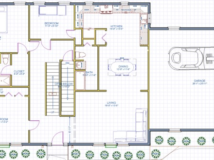 Small cape cod house plans cape cod floor plans cape cod for Cape cod house plans open floor plan