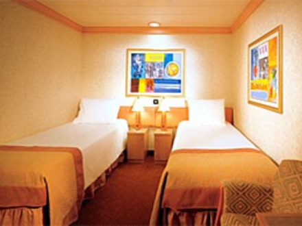 New Carnival Breeze Cruise Ship Cabins