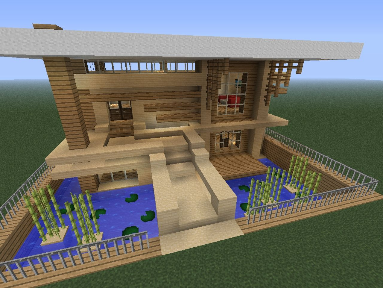 Cool Minecraft Houses to Build Cool Minecraft House Blueprints
