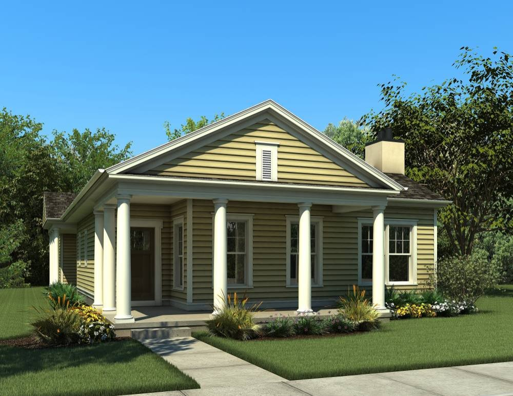 Colonial home designs classic colonial home plans new for Custom colonial homes
