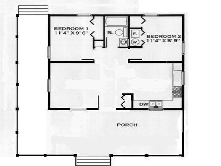 24x24 cabin floor plans plans for a 24x24 cottage 24x24 for 24x24 house plans