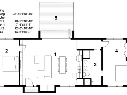 Free Tiny House Floor Plans Tiny House Floor Plans with Loft