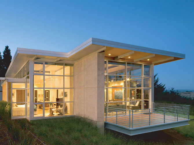 Small Modern Contemporary Homes Small Modern Home Design Houses
