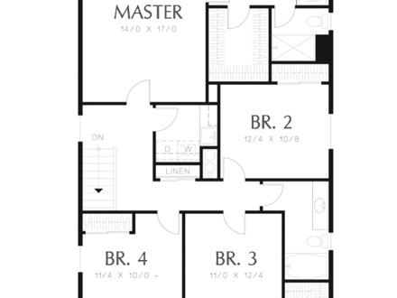 Small Footprint House Plans Build This Plan Inexpensive