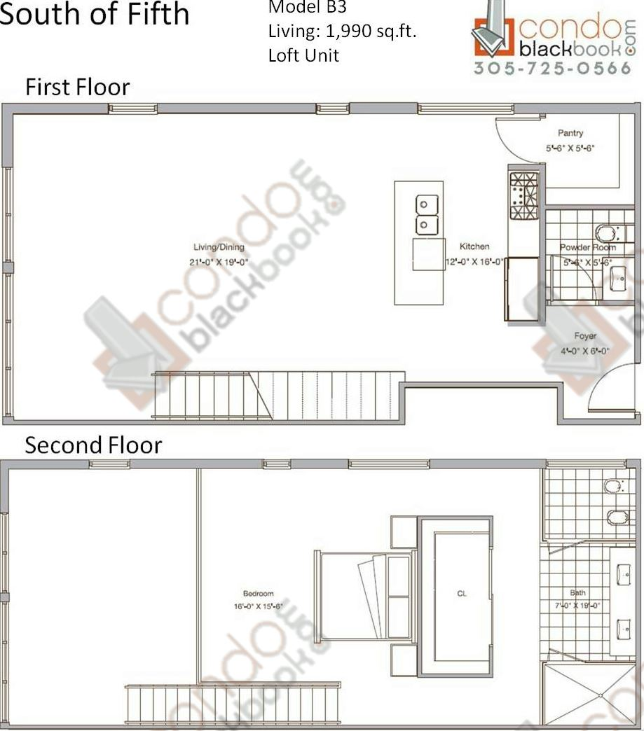 Prime 112 miami ocean house miami floor plans ocean view for Ocean house plans