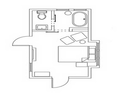 Back Yard Guest House Small Guest House Floor Plans