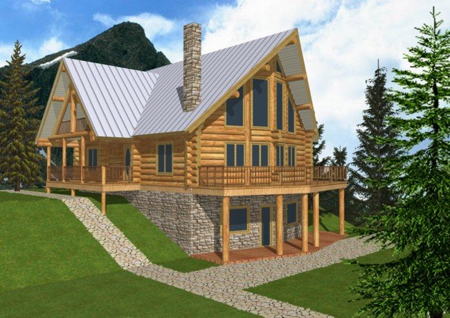 Log Cabin Home Plans with Basement Tiny Romantic Cottage House Plan