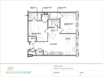 Modern Open Floor Plans Open Floor Plan Layout