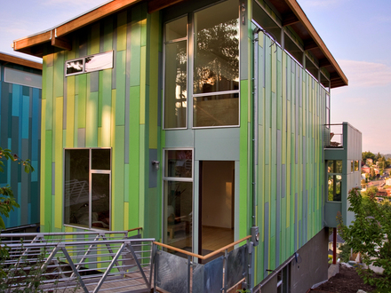 Modern modular homes inexpensive contemporary home modern for Cheap eco home designs