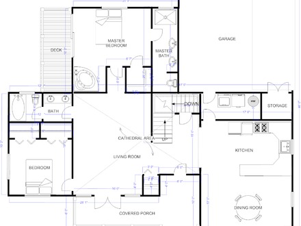 Free House Floor Plan Design Software Simple Small House Floor Plans