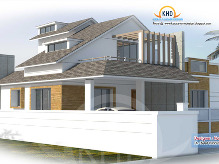 Modern House Plans 2000 Sq FT Modern House Plans