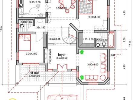 Kerala Home Design and Floor Plans Bedroom Home Design