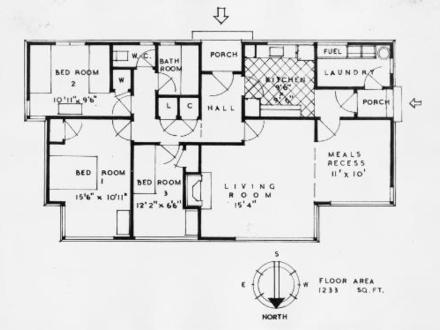 Montgomery ward house plans montgomery ward catalog homes for Old ranch house plans