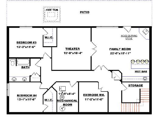Modular Homes With Basement Floor Plans