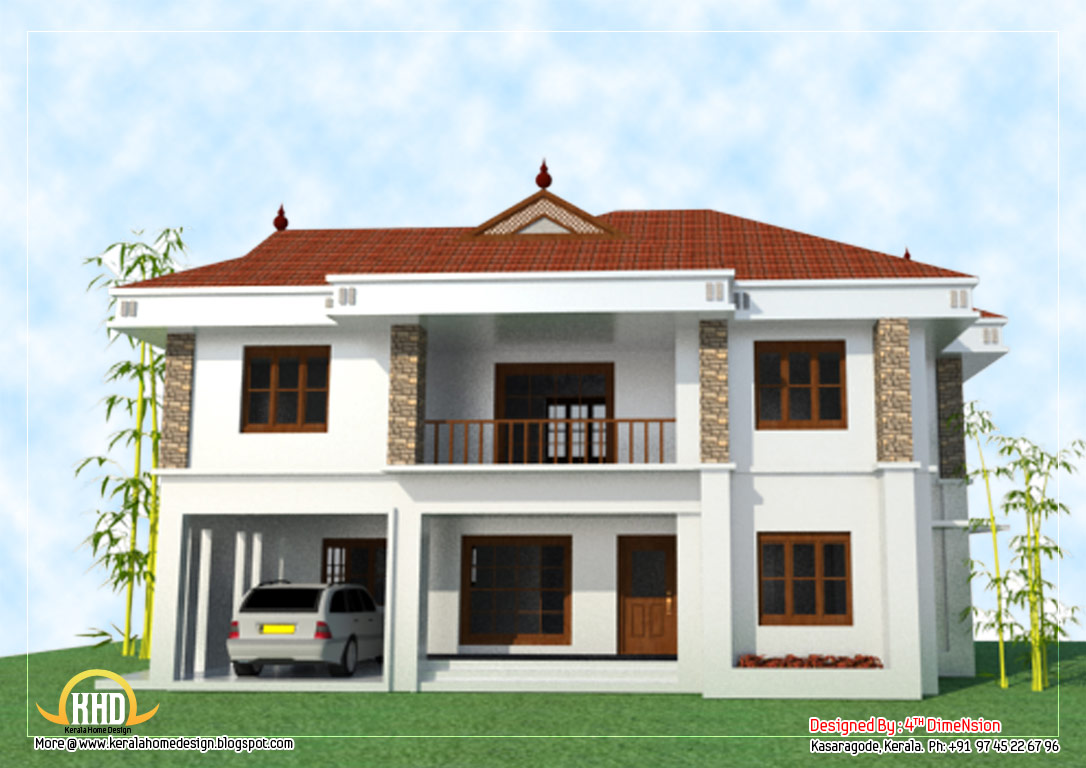 Two Storey House Designs Philippines Two Storey House Design