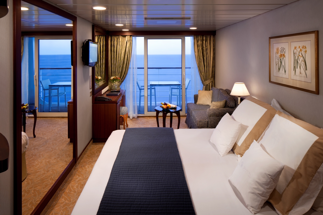 Carnival Magic Balcony Staterooms On Cruise